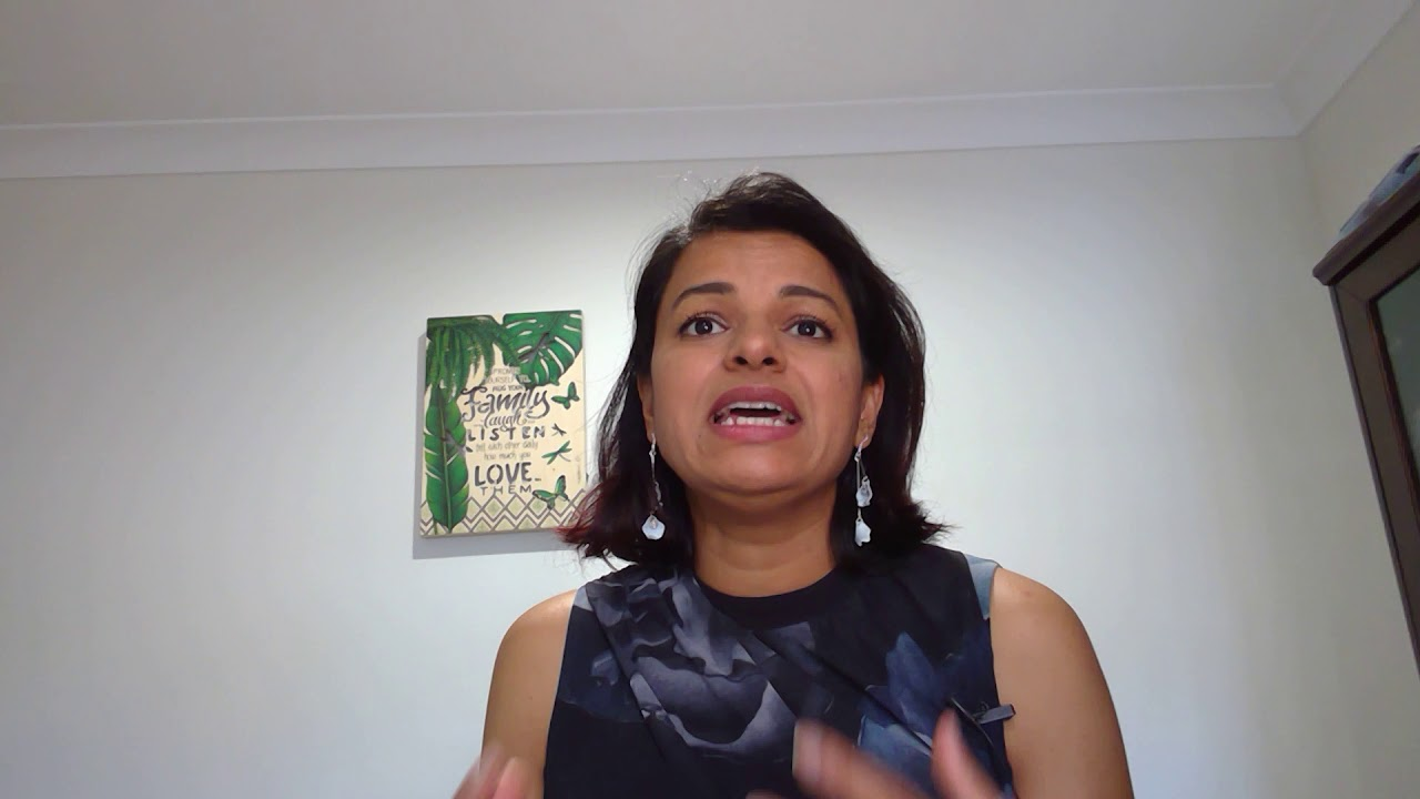 #HerStoryConference audition video – Dr Sonia Yadav – Australia