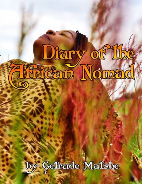 Diary of the African Nomad by Getrude Matshe