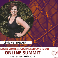 HerStory ONLINE SUMMIT Tag - Linda Ho (2021)