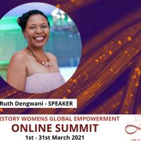 HerStory ONLINE SUMMIT Tag - Ruth Dengwani (2021)
